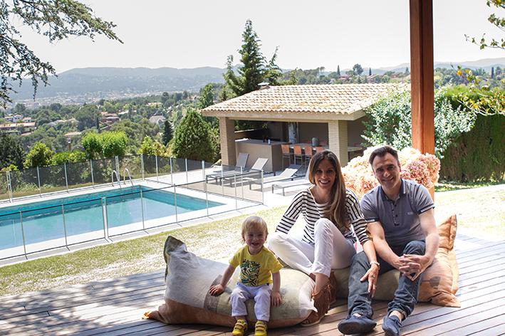 Alberto Berasategui y Vanessa Torrent para Flash deco Sant Cugat