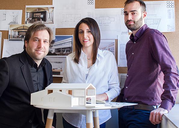 Retrat de DAO Arquitectes per Flash deco Sant Cugat