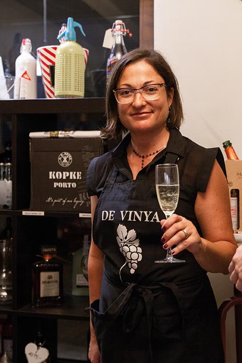 Núria Serra, De Vinya Sant Cugat