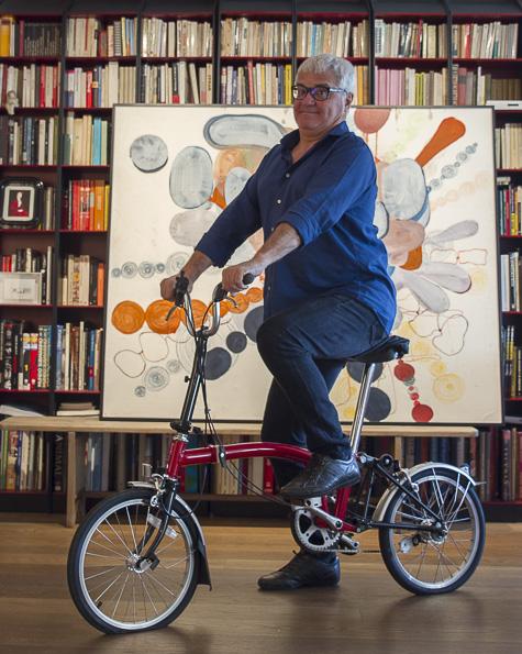 Joan Gràcia de El Tricicle