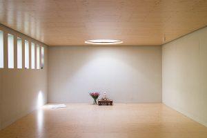 La sala de ioga Sant Cugat