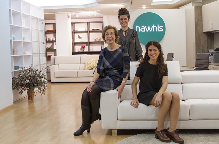 Nawhis, muebles y proyectos a medida en Sant Cugat