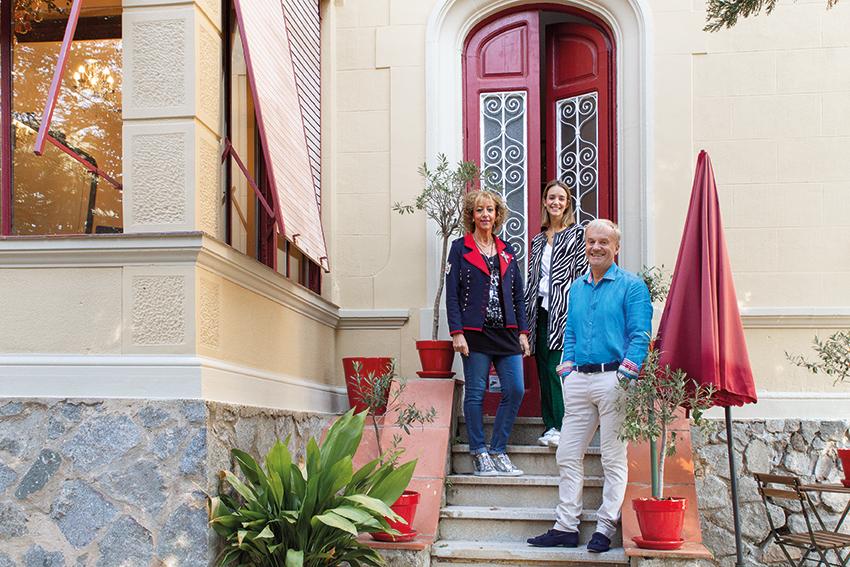 Familia Tonola en Torre Barcelona Valldoreix para Flash deco Sant Cugat